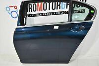 BMW 7er F02 LCI Porta Posteriore Sinistra 7203981 Vetro Della Portiera Finestra