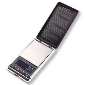 Hochpräzise Mini Digital Gramm Goldschmuck Waage Gewichtsbalance 0,01 g