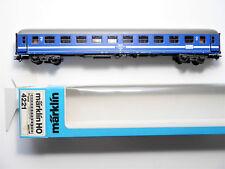 TEGERNSEE BAHN Personenwagen passenger car #2, Märklin Marklin 1:87 H0 boxed