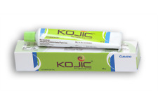 1 Piece of Curatio Kojic Cream for brown black sunburns bothering spots 25gm