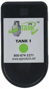 NEW! Mopeka Tank Check Plastic Propane Tank Level Indicator 024-1011