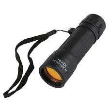 Monoculars High-powered Wide-angle Glimmer 10x25 Vision Small for Pocket