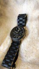 Michael Kors Women's Watch (Gold And Black)