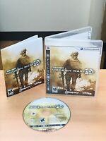 Call of Duty: Modern Warfare 2 - PlayStation 3 - PS3 - Original Case & Manual