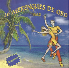 Audio CD - 16 MERENGUES De ORO - Vol 2 - USED EXCELLENT (EX) COLOMBIA IMPORT