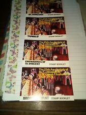 Realeza 1978 QEII sello Folletos X 4