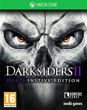 Darksiders 2 Deathinvite Edition XBox One *in Excellent Condition*