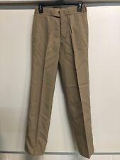 Vintage European Military Surplus Pants German Police polizei Size: 34x32 50L