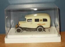 Lledo RDP Special Series Speciality Vans Model A Ford Ambulance