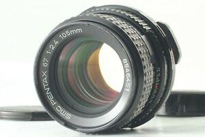 [Optical MINT] SMC Pentax 67 105mm F2.4 Late Model MF Lens For 6x7 67 II JAPAN