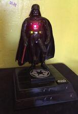 Star Wars Darth Vader Coin Bank Electronic Talking Moving Lightsaber