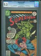 Superman #309 CGC 9.2 (1977) Supergirl Only 5 Copies Higher at CGC