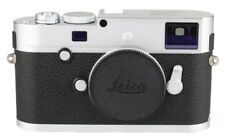 USATO Leica M-P Typ 240 solo corpo-ARGENTO CROMATO