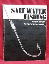 Salt Water Fishing, Signed