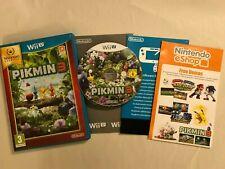 NINTENDO Wii U Wii-U VIDEOGAME GAME PIKMIN 3 +BOX & INSTRUCTIONS COMPLETE PAL