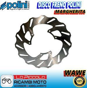 175.0053 DISCO FRENO POLINI ANTERIORE HM - VENT CRE 50, DERAPAGE 2007/2012 50X