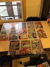 Walt Disney comics 13 comic lot