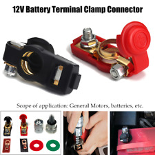 12V Car Motors Truck Vehicle Quick Connector Cable Clamp Clip Battery Terminal