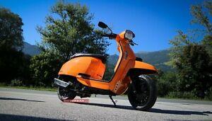 Lambretta V125 Special Roller orange 125ccm Aktion  / netto € 2499,-