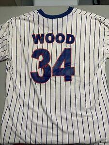 Kerry Wood Chicago Cubs Jersey T-Shirt (XL)