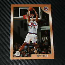 1998/99 Topps - Vince Carter - Rookie