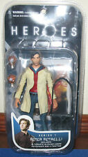 Heroes Series 1 Peter Petrelli Figure Mezco SEALED (MILO VENTIMIGLIA)