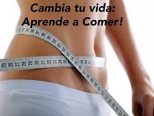 Aprende a Comer: e-book, dieta, fitness, unisex (en español)