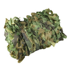 Camouflage Net Camo Hunting Shooting Hide Army Camping Woodland Netting 3Mx3M