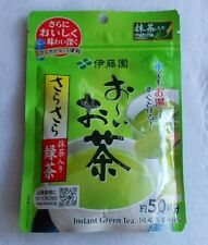 Japanese Green Tea Powdered Addes Matcha ITO EN itoen Oi Ocha 40g 50cups
