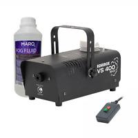 Equinox VS400 MKII Smoke Machine inc Fluid & Remote Halloween Fog Effect
