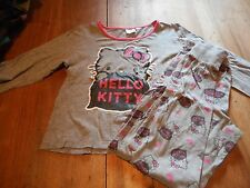 Pyjama Hello Kitty en 12 ans