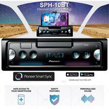 Pioneer SPH-10BT Bluetooth USB Din Singolo Auto Stereo Apple Android Auto Gioco Auto