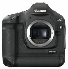 Canon EOS 1D Mark III 10.1MP Digital SLR Camera (Body Only) (Discontinued by Man