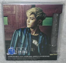 SS501 Kim Hyun Joong Mini Album Vol. 4 Timing Taiwan Ltd CD+DVD+Calendar poster