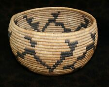 """A Southern Miwok or Paiute Coiled Indian Basket Possibly by Indian Mary 6 1/2"""""""