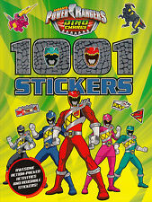 Power Rangers Dino Charge 1001 Stickers by Autumn Publishing Ltd (Paperback 2015