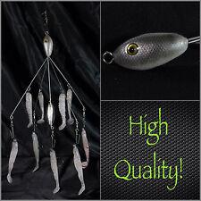 Alabama/Umbrella Rig( Mini Bait Ball) 9 baits!!! High Quality Components