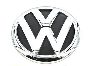Genuine New VW VOLKSWAGEN REAR DOOR BADGE Logo Emblem Transporter T6 2016+ Van