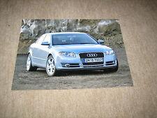 Audi A4 Pressefoto press photo Foto