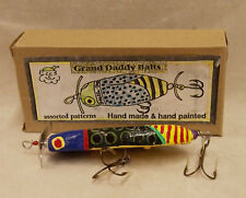 GRAND DADDY BAITS FISHING LURE MUSKY BEETLE CATCH FISH