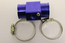 38mm Agua Temp Tubo Adaptador Radiador Medidor Sensor De Carpintero De Silicona Manguera
