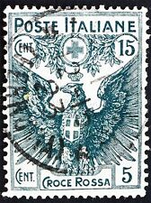 FRANCOBOLLO ITALIA VINTAGE ITALIANO Eagle armi SAVOIA art print poster bmp1409a