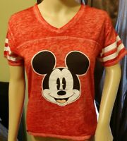 Disney Mickey Mouse T-Shirt Junior Size S (3/5)