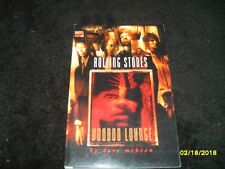 ROLLING STONES VOODOO LOUNGE COMIC DAVE MCKEAN MARVEL 1995 1ST PRINT