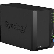 Synology DiskStation DS218+ 2-Bay NAS Server Gehäuse - Schwarz