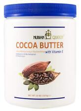 Nubian Queen Cocoa Butter Cream with Vitamin E (20oz) - 567g - 0.56Kgs