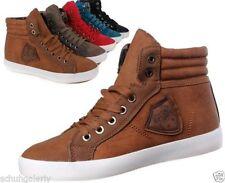 Freizeit-Turnschuhe/- Sneaker für Jungen mit Schnürsenkeln 37 Größe