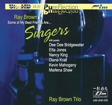 Ray Brown-some of my best friends... +++ MILMEIT-CD + + First Impression Music + NEUF + + OVP