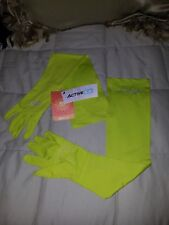 Nwt Outdoor Research ActiveIce Convertible Full Finger Sun Sleeves Upf 50+ S/M
