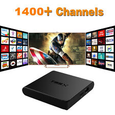 2G/8G T95X Android TV Box With Free One Year Anewish IPTV Account 1400+ Channels